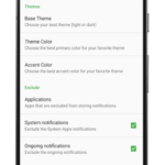 Recent Notification v3.3.1 [Unlocked] APK Free Download