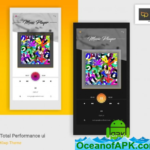 Total Performance UI Klwp/Kustom v1.5 APK Free Download