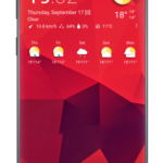 Transparent clock weather (Ad-free) v3.31.4 [Subscribed] APK Free Download