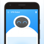VPN Robot -Free Unlimited VPN Proxy &WiFi Security v2.1.5 [Ad-Free] APK Free Download
