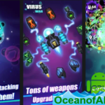 Virus War – Space Shooting Game v1.6.0 [Mod] APK Free Download