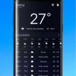 Weather Forecast by HowarJran v0.0.4 [Paid] APK Free Download