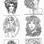Adults Coloring book v1.7.0 APK Free Download