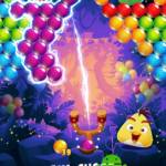 Angry Birds POP Bubble Shooter v3.70.0 [Mod Money] APK Free Download