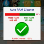 Auto RAM Cleaner v1.7 [Ad Free] APK Free Download