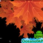 Autumn Maple Leaves 3D v1.6.2 [Paid] APK Free Download