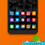 Axelion Icon Pack v1.0 Beta 1 [Patched] APK Free Download