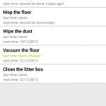 Clean House – chores schedule v1.10 [Pro] APK Free Download