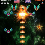 Galaxy Attack: Alien Shooter v17.0 (Mod Money) APK Free Download