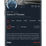 Moviebase: Discover Movies & Track TV v1.8.6 [Premium] [Mod] [SAP] APK Free Download