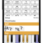 Piano Chords, Scales, Progression Companion PRO v6.40.1102 [Paid] APK Free Download