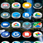 Pixel Pie 3D – Icon Pack v4.5.8 [Patched] APK Free Download