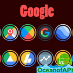 Pixel Ring – Icon Pack v1.4 [Patched] APK Free Download