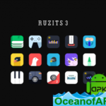 Ruzits 3 Icon Pack v1.20 [Patched] APK Free Download