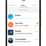 Skype – free IM & video calls v8.54.0.91 APK Free Download