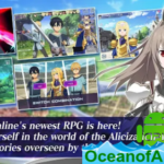 Sword Art Online Alicization Rising Steel v1.0.1 APK Free Download