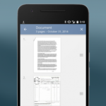 TurboScan: scan documents and receipts in PDF v1.5.7 [Paid] APK Free Download