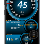 Ulysse Speedometer Pro v1.9.88 [Patched] APK Free Download
