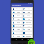 Unit Converter Pro v2.3 [Paid] APK Free Download