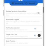 Volume Slider Like Android P Volume Control v3.4 [Paid] APK Free Download
