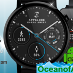 Watch Face – Ksana Sweep for Android Wear OS v1.6.7 [Paid] APK Free Download