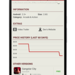 AppSales: Paid Apps Gone Free & On Sale v9.2 [Premium] APK Free Download