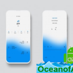 BLURWATER animated theme for KLWP v1.0.1 APK Free Download