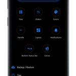 Bottom Quick Settings v5.4.2 [Premium] APK Free Download