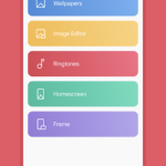 CREATIVE: Wallpapers, Ringtones and Homescreen v1.4.9.3 [Patched] APK Free Download