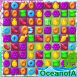 Candy Crush Jelly Saga v2.33.10 [Mod] APK Free Download