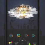 Crispy Dark – Icon Pack v2.9.7 [Paid] APK Free Download