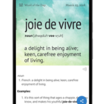 Dictionary.com Premium v7.5.31 build 293 [Unlocked] APK Free Download