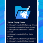 Empty Folder Cleaner – Remove Empty Folders v1.0 APK Free Download