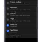 Habitify: Habit and Daily Routine Tracker v6.2.5 [Pro] APK Free Download