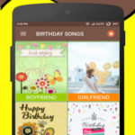 Happy Birthday Songs Offline v1.6 [Mod][Ads-Free] APK Free Download