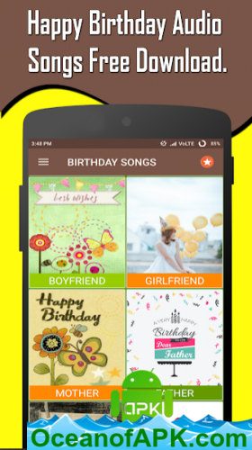 Happy Birthday Songs Offline V1 6 Mod Ads Free Apk Free Download Oceanofapk