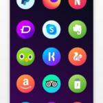 Hera Icon Pack – Circle Icons v1.6 [Patched] APK Free Download