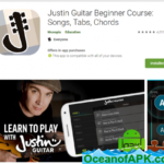 Justin Guitar Beginner Course Songs, Tabs, Chords v2.2.4 [Premium] APK Free Download
