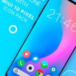MIUI 10 Pixel – icon pack v1.0.7 APK Free Download