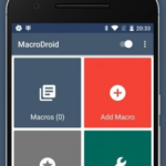 MacroDroid – Device Automation 4.9.4.1 [Mod Lite] APK Free Download