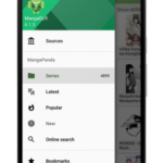 MangaDLR v8.0.0 [Ad-Free] APK Free Download