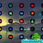 OneUI 2 Black – Icon Pack v1.6 [Patched] APK Free Download