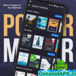 Poster Maker, Flyer Designer, Ads Page Designer v1.3.2 [Pro] APK Free Download