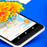 RainViewer: NOAA Weather Radar, Rain Forecast v1.11.10 [Premium] APK Free Download