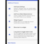 Silent Mode Pro (Camera Mute) v2.1.0 [Paid] APK Free Download