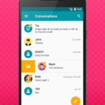 Sms UX – Fast sms app, messenger, voice to text v1.0.3-rc1 [Premium] APK Free Download