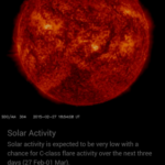 Space Weather App v2.14.7 [Paid] APK Free Download