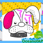 Tiny Touches : Animals – Baby Coloring Book v1.0.1 APK Free Download