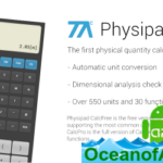 Unit converter and calculator – Physipad CalcPro v1.4 APK Free Download