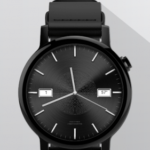 Watch Face: Silver Metal – Wear OS Smartwatch v1.3.12 [Paid] APK Free Download